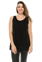 Load image into Gallery viewer, Jostar Women's Stretch Vented Tunic Tank Sleeveless, 241BN-T - Jostar Online