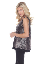 Load image into Gallery viewer, Jostar Women's Mesh Romance Layer Tank-252MR-TPC-W238 - Jostar Online