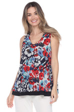 Load image into Gallery viewer, Jostar Women's Mesh Romance Layer Tank-252MR-TPC-W266 - Jostar Online