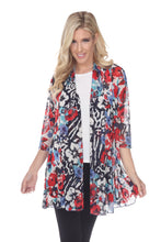 Load image into Gallery viewer, Jostar Women's MR Princess Jacket Print Quarter Sleeves, 472MR-QRP1-W266