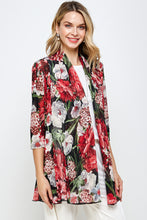 Load image into Gallery viewer, Jostar Women's MR Princess Jacket Print Quarter Sleeves-472MR-QXP1-W285