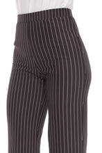 Load image into Gallery viewer, OTM Stripe Straight Pants-534TM-ARD1