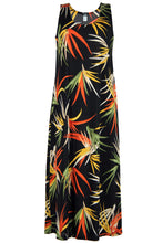 Load image into Gallery viewer, Jostar Women's Stretchy Tank Long Dress Sleeveless Plus Print, 700BN-TXP-W679 - Jostar Online