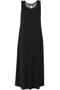 Jostar Women's Stretchy Tank Long Dress Sleeveless Plus Print, 700BN-TXP-W990 - Jostar Online