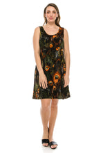 Load image into Gallery viewer, Jostar Women's Stretchy Missy Tank Dress Print, 703BN-TP-W137 - Jostar Online