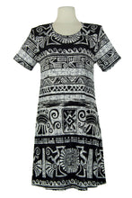 Load image into Gallery viewer, Jostar Women's Stretchy Missy Dress Short Sleeve Print, 704BN-SP-W901 - Jostar Online