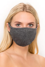 Load image into Gallery viewer, Standard Size 2 pk-Cotton 3 Layered Reversible Washable Face Mask - Jostar Online