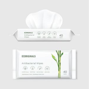 Antibacterial Hand and Surface Wipes