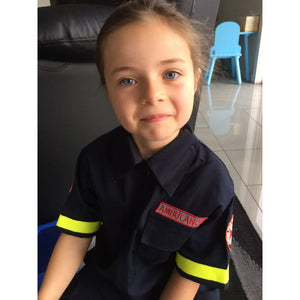 KIDS AMBULANCE UNIFORM