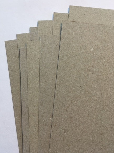 Greyboard (1.5mm/1500 microns) - Pack of 10 Sheets (A3) G384