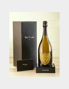 Dom Perignon in a Wooden Gift Box - Gift baskets by Amora