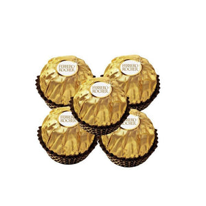6 Ferrero Rochers - Gift baskets by Amora