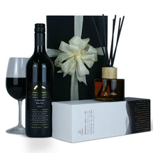 Load image into Gallery viewer, The Ultimate Wine Hamper - Gift baskets by Amora