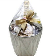 Load image into Gallery viewer, Golden Moet and Lindt Bucket - Gift baskets by Amora