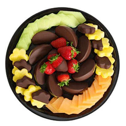 Dipped Fruit™ Decadence Platter - Gift baskets by Amora