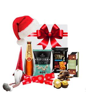 Happy Christmas Hamper - Gift baskets by Amora