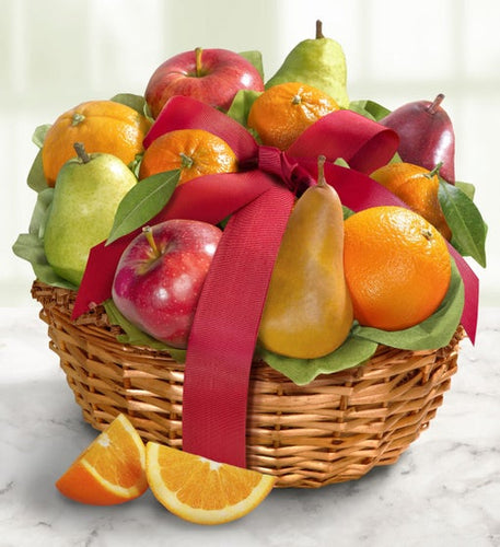 Fresh Fruit Gift Basket - Gift baskets by Amora