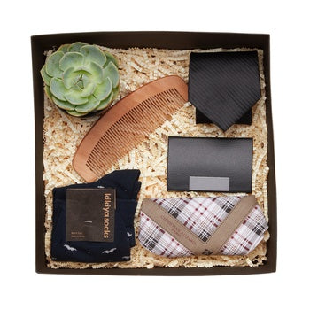 Looking Sharp Box - Gift baskets by Amora
