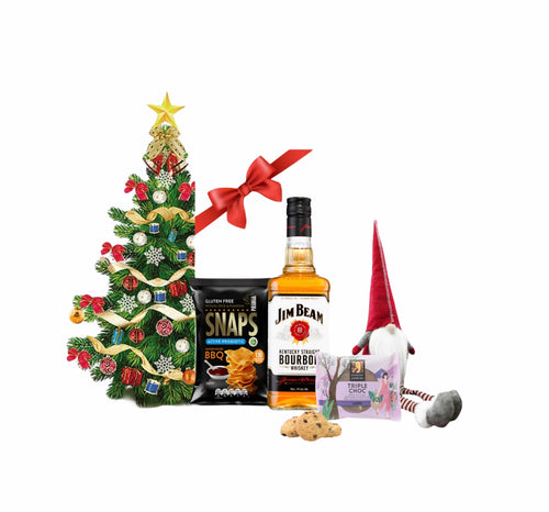The Whisky Gift Hamper - Gift baskets by Amora