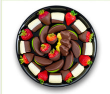 Load image into Gallery viewer, Ultimate Dipped Fruit Platter - Gift baskets by Amora