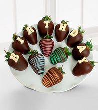 Load image into Gallery viewer, Chocolate Dipped Happy Birthday - Gift baskets by Amora