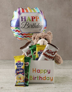 Sensational Birthday Hamper - Gift baskets by Amora