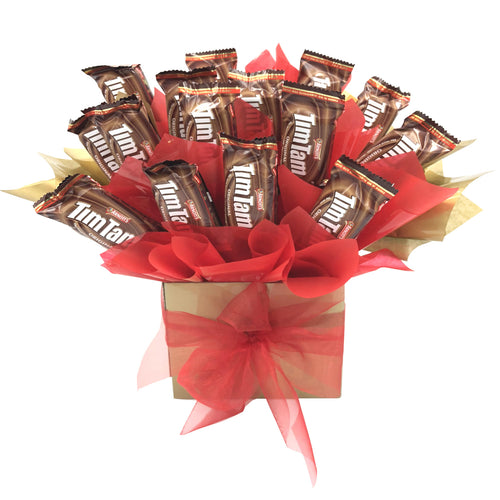 Tim Tam Chocolate Bouquet - Gift baskets by Amora