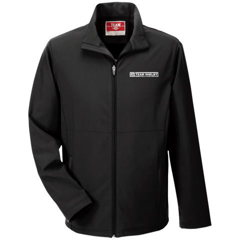 Team Shelby Great Lakes Racetrack Logo Soft Shell Jacket