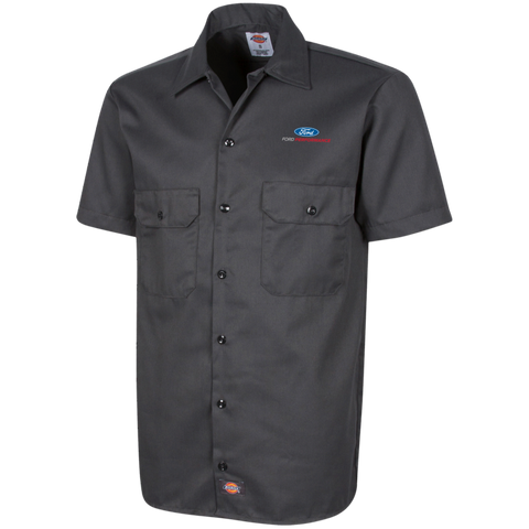 Ford Performance Men's LS Dress Shirt