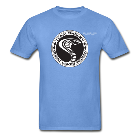 Personalized Team Shelby T-Shirt - carolina blue
