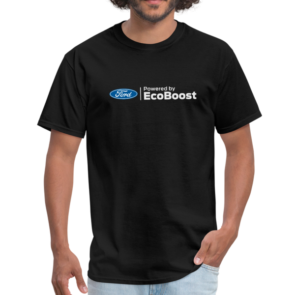 Powered by EcoBoost Logo T-Shirt - black