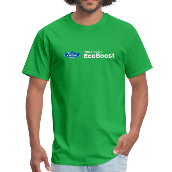 Powered by EcoBoost Logo T-Shirt - bright green