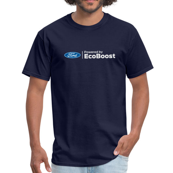Powered by EcoBoost Logo T-Shirt - navy
