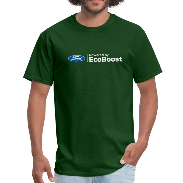 Powered by EcoBoost Logo T-Shirt - forest green
