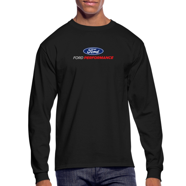 Ford Performance Long Sleeve T-Shirt - black