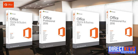 Office 2016 Professional and Business products