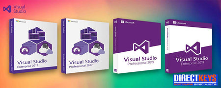 See our range of Visual Studio product license keys