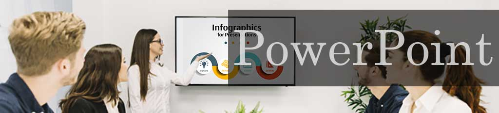 PowerPoint presentation display