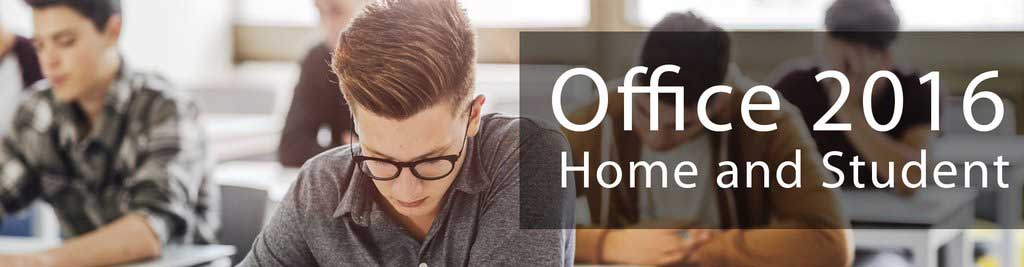 Office Home & Student for Windows PC banner