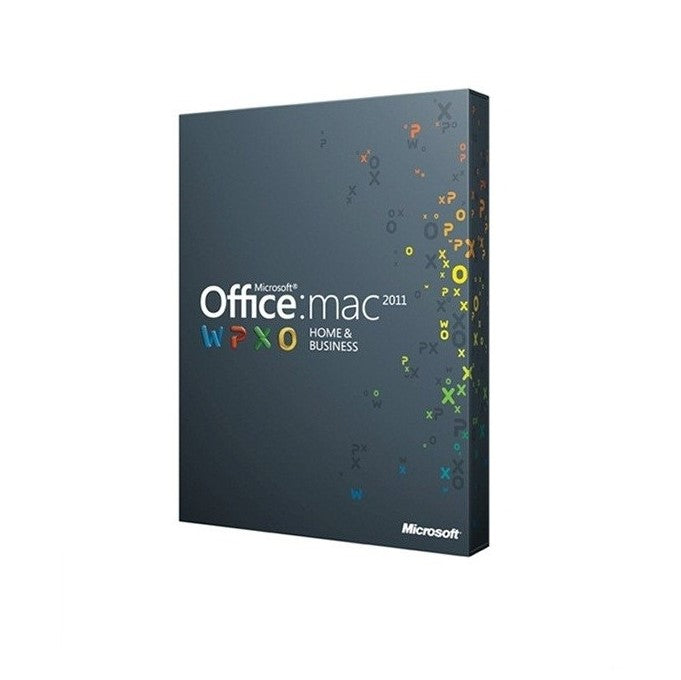 Microsoft Office for Mac 2011 Home and Business