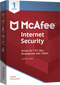 McAfee Internet Security 2020 Full version 1 Year