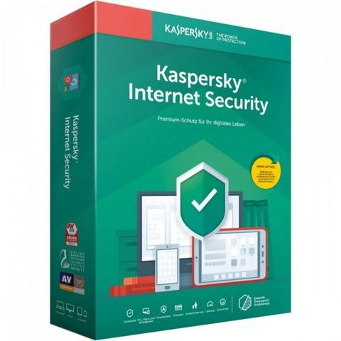 Kaspersky Internet Security 2020 Full version ESD Multi Device