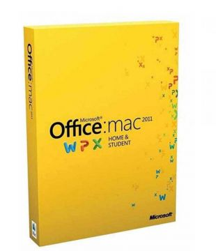 Office 2011 Home & Student for Mac