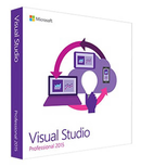 Microsoft Visual Studio 2015 Professional