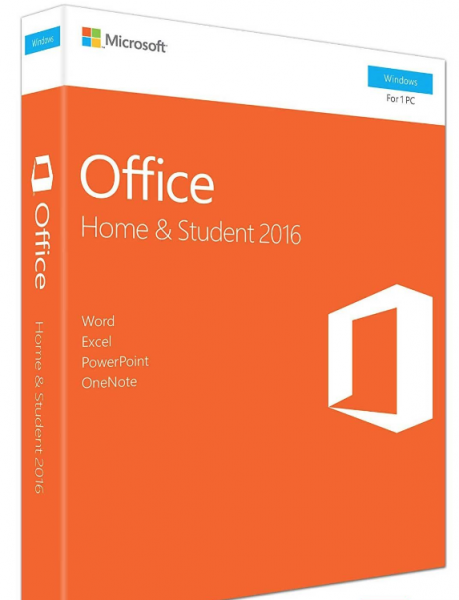 Microsoft Office 2016 Home & Student PC