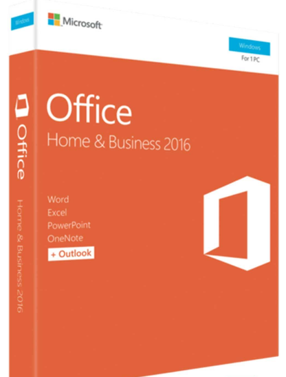 Microsoft Office 2016 Home & Business Mac
