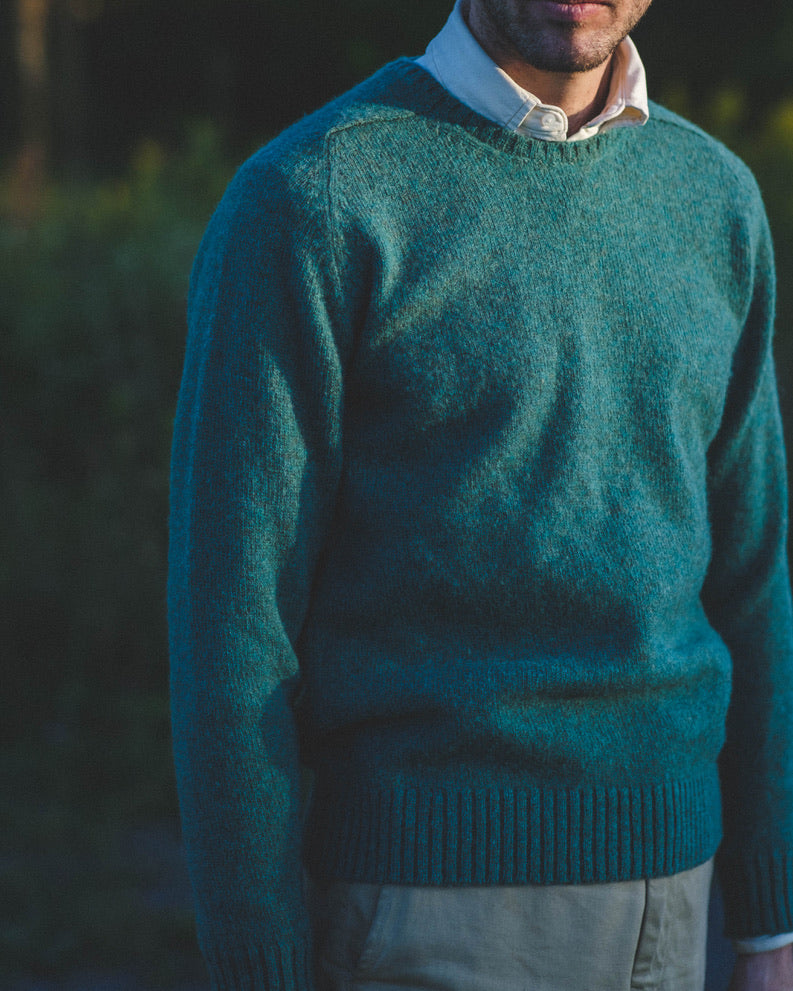 Wythe Emerald Sweater