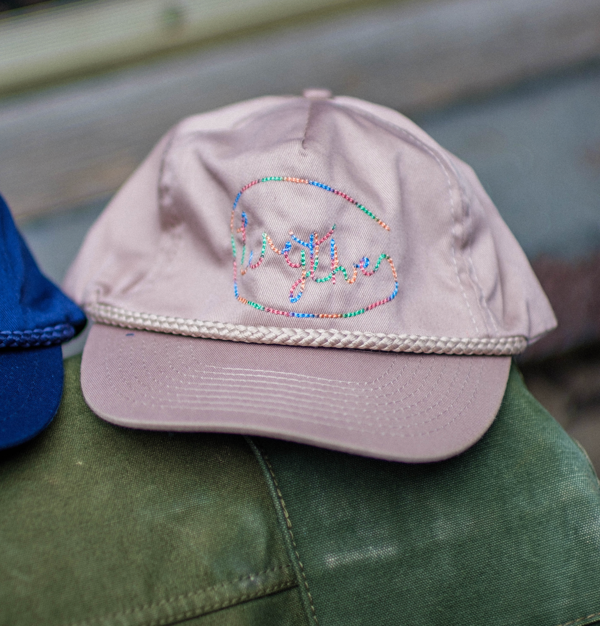Chain-stitched Wythe Ranch Hat