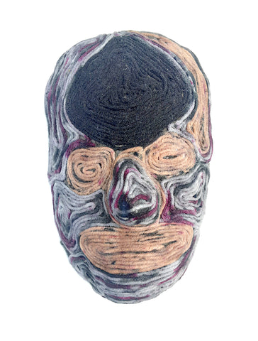 """The Mayan"" Mask by Anthony Saldivar"
