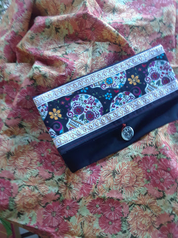 """LA FLACA"" Clutch Purse by Razzle Dazzle Price $45"